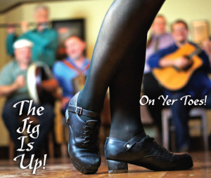 On Yer Toes! Cover